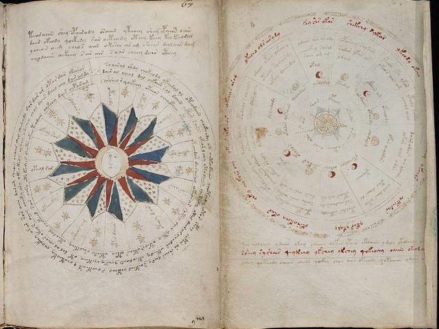 Decifrato il manoscritto Voynich (forse). Sarebbe pieno di formule erboristiche