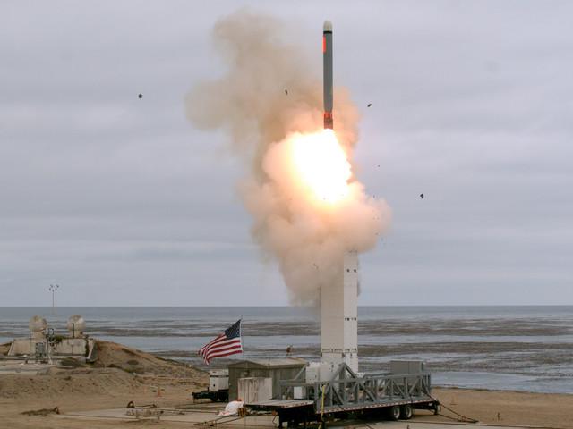 Stati Uniti, primo volo del nuovo euromissile