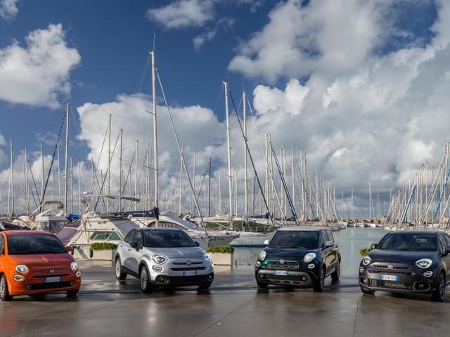 Nuova gamma Fiat 500: la famiglia si rinnova per il 2021