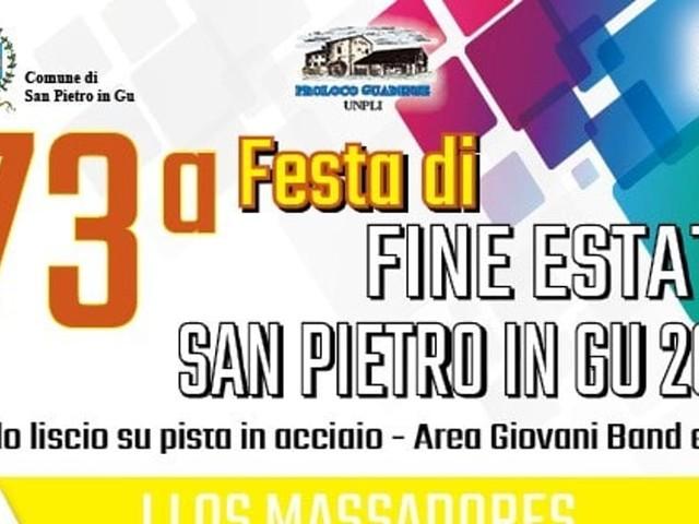Festa di fine estate a San Pietro in Gu