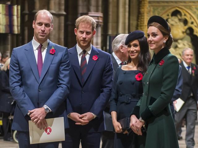 """La verità sui dissidi tra Harry e William: """"La colpa non è di Meghan"""""""