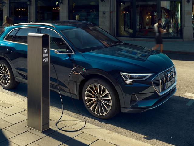 Audi mira a ridurre le emissioni di CO2 del 30% per ogni suo veicolo entro il 2025