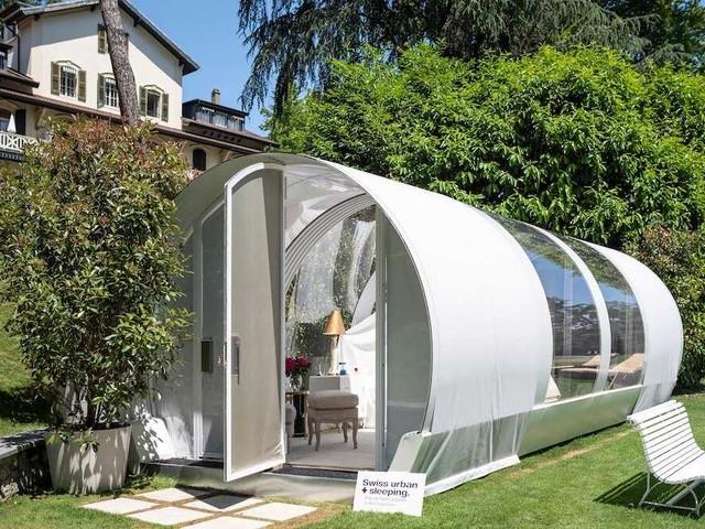Dormire nei Pop-Up Hotel in Svizzera per vivere esperienze uniche