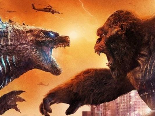 Godzilla Vs Kong dal 6 maggio in Italia sulle piattaforme digitali