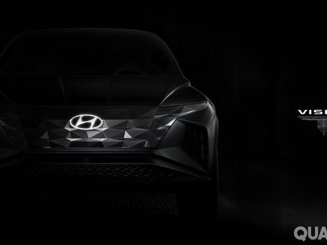 Hyundai - Prime immagini della nuova crossover ibrida plug-in