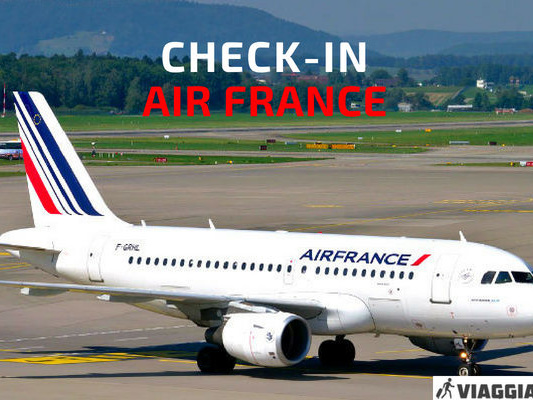 Check in online Air France, guida completa mobile Air France check in