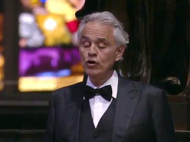 """Andrea Bocelli, pentimento social: """"Chiedo sinceramente scusa per le parole sul Covid-19"""""""