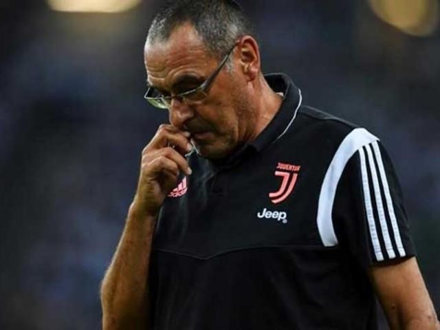 Clamoroso: SARRI esonerato da Allenatore della Juventus