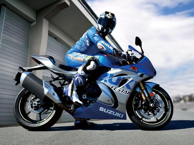 Suzuki presenta la special GSX-R1000R Anniversary