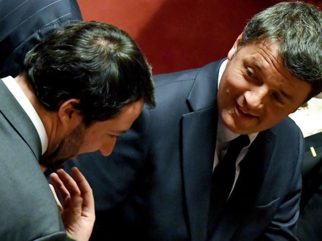 Renzi e Salvini propongono un governissimo. Coro di 'No' dai partiti