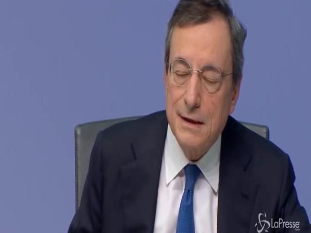 Bce, l'addio di Mario Draghi