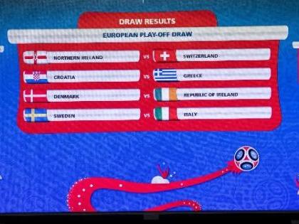 Mondiali, Italia-Svezia a Milano