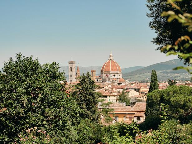 Firenze, satelliti e droni al servizio dell'ambiente per ripensare la città del post covid