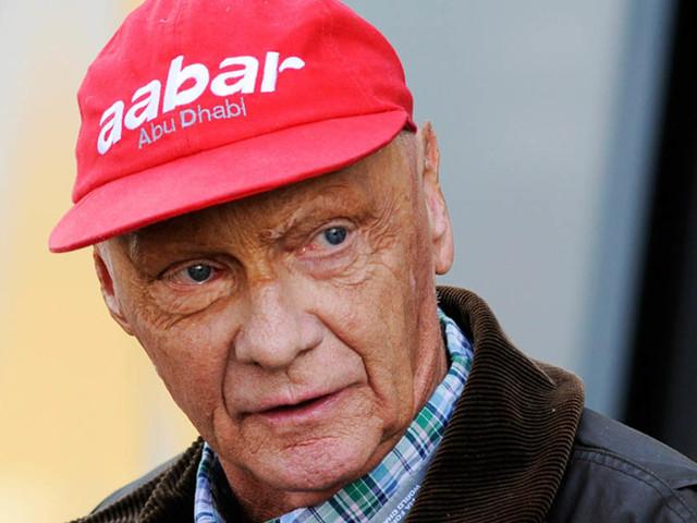 Si spegne a 70 anni la leggenda della F1 Niki Lauda