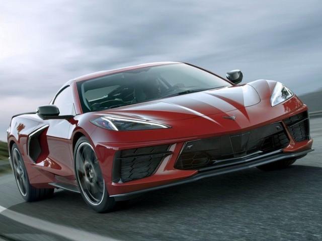 Il motore centrale, la rivoluzione di Chevrolet Corvette