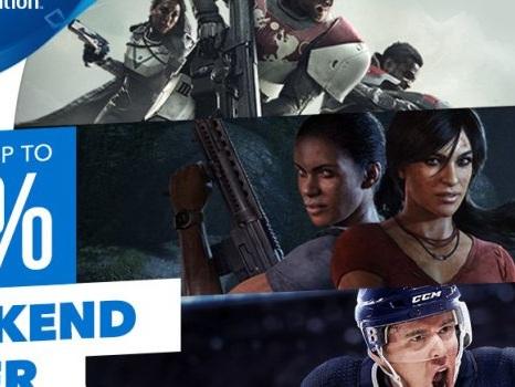 Buon prezzo Destiny 2 e Uncharted L'Eredità Perduta negli Sconti Week del PlayStation Store