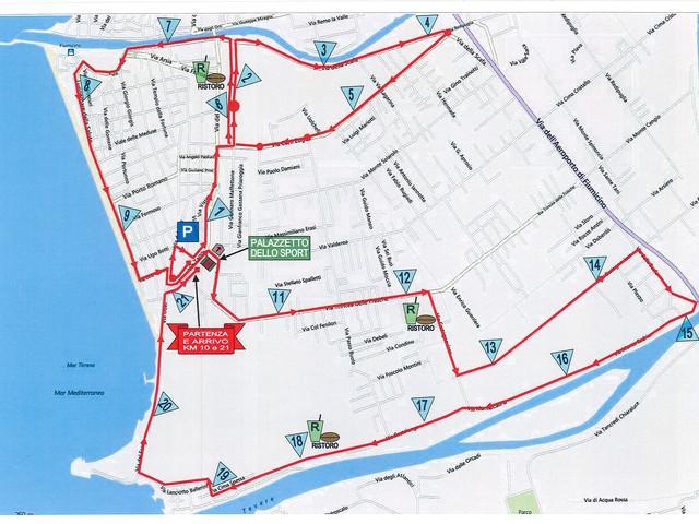 Fiumicino: domani la 17° edizione della Half Marathon