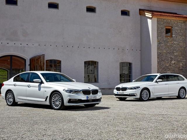 BMW - La 520d mild hybrid e le altre novità in arrivo