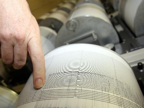Terremoto di magnitudo 5.9 in Grecia