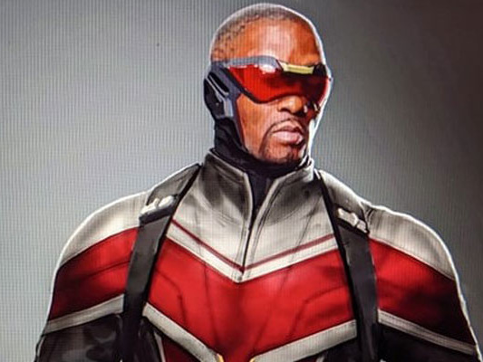 The Falcon and the Winter Soldier – Anthony Mackie nelle foto dal set