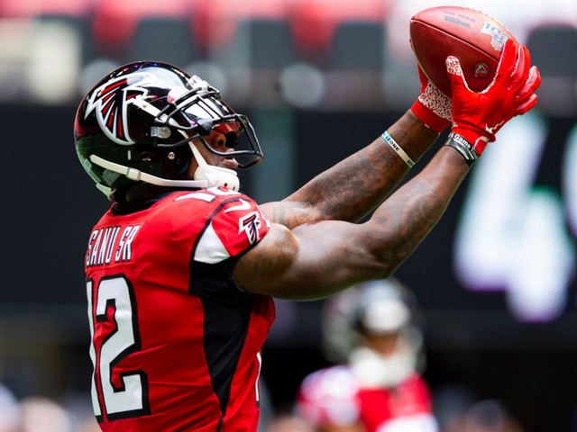Brandon Marshall: Mohamed Sanu 'Can Dominate A Game When Put In Right Position'
