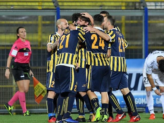 Video/ Bisceglie Viterbese (0-1): highlights e gol. Volpe manda in KO i pugliesi