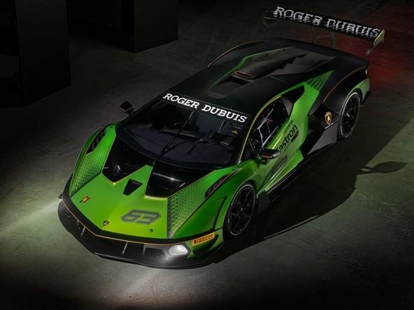 Lamborghini Essenza SCV12, sound aggressivo