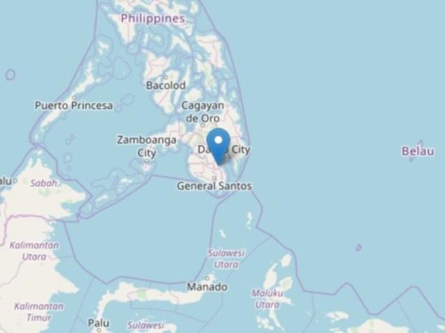 TERREMOTO FILIPPINE MAGNITUDO 6.8/ Crolla palazzina di tre piani, forse delle vittime