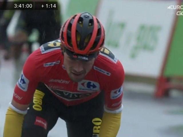 Vuelta Espana: sesta tappa a Ion Izagirre, Roglic in difficoltà perde la maglia rossa