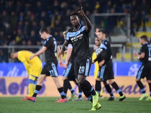 Frosinone-Lazio 0-1 LIVE: la sblocca Caicedo