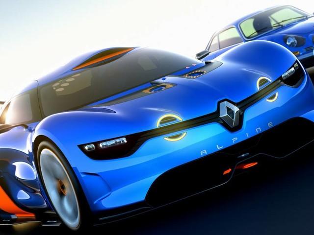 Alpine - Diventerà il reparto sportivo della Renault