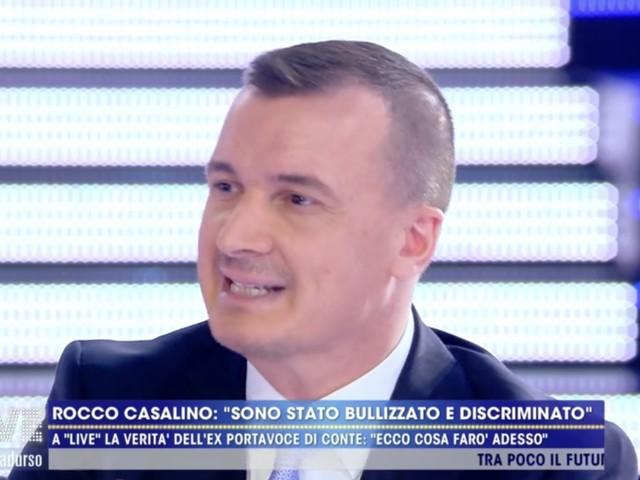 """""""Cosa penso di Renzi e Salvini"""". Adesso Casalino vuota il sacco"""