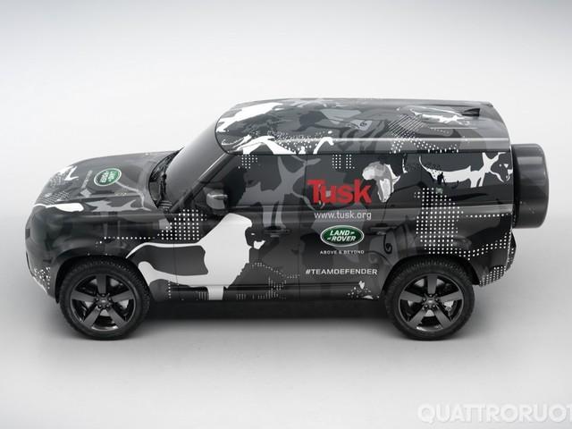 Land Rover - I modelli più iconici dei suoi primi 70 anni - FOTO GALLERY