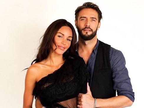 Alex Belli e Delia Duran oggi dopo Temptation Island Vip 2019
