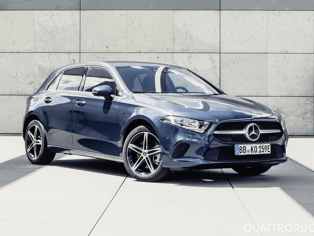 Mercedes-Benz - Sulle Classe A e B arriva l'ibrido EQ Power