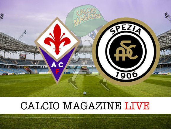 Fiorentina – Spezia: cronaca diretta live, risultato in tempo reale