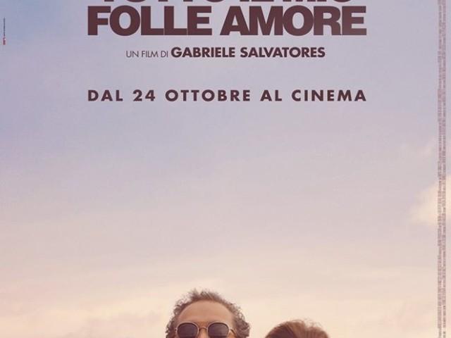 """""""Tutto il mio folle amore"""", esce il nuovo film di Gabriele Salvatores"""
