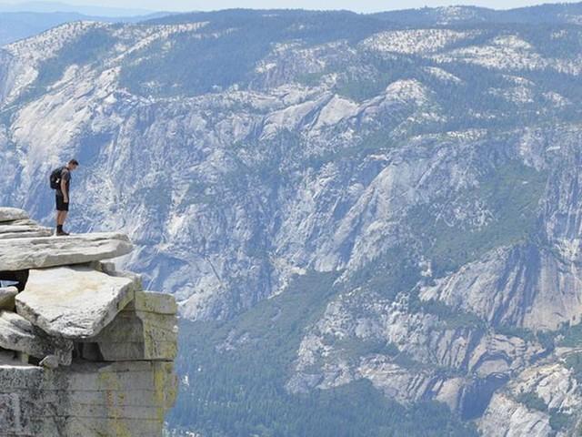 Parco di Yosemite invaso dai rifiuti: ecco quello che i ranger hanno trovato su El Capitan