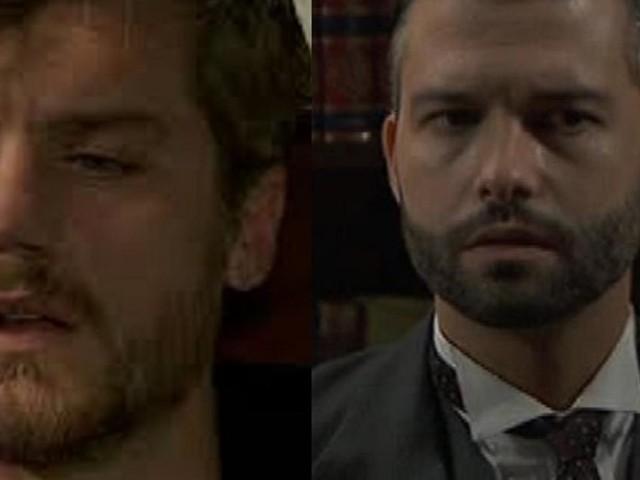 Una Vita, trame spagnole: Mauro ritorna ad Acacias 38 e dice a Felipe che Teresa è morta