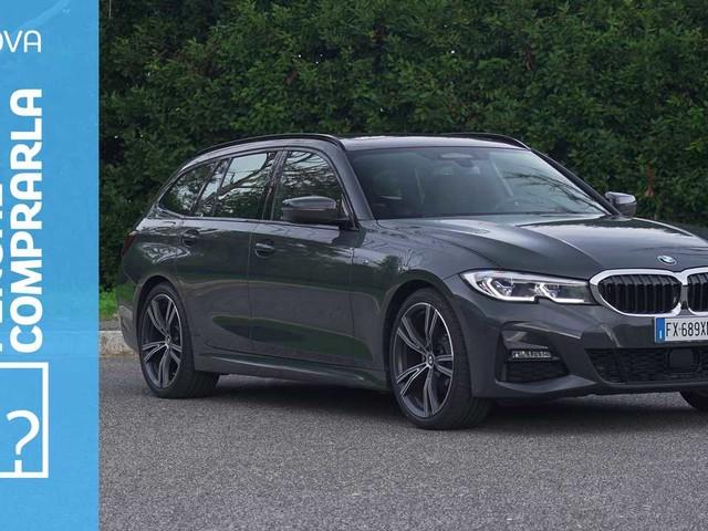 BMW 320d Touring, perché comprarla e perché no