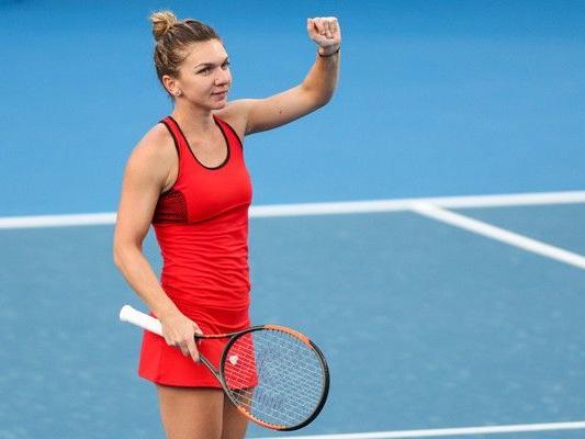 WTA Shenzhen: Live le Finali. Live Halep vs Siniakova