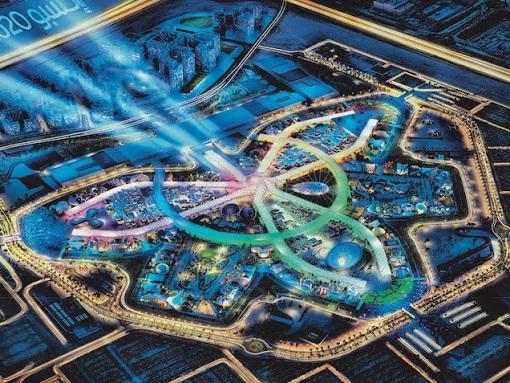 EXPO 2020 DUBAI: GLI EMIRATI PRONTI A STUPIRE IL MONDO