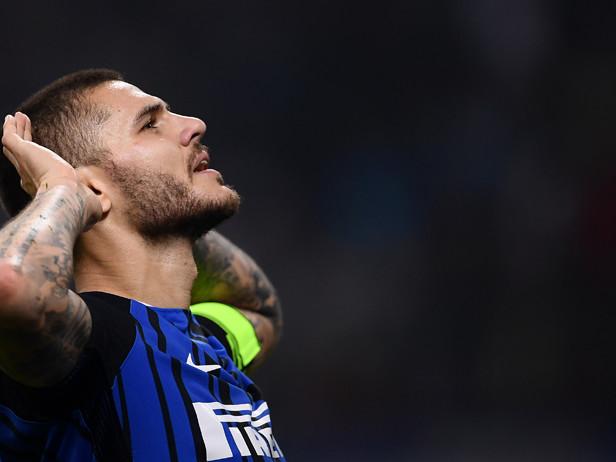 Inter-Milan 1-0 LIVE. La sblocca Icardi