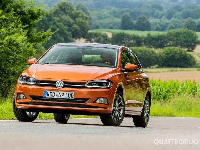 Volkswagen Polo - Al volante della 1.0 TSI da 95 CV