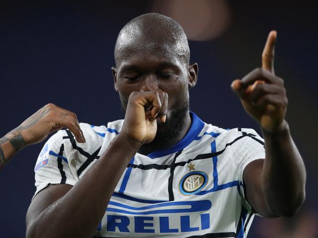 Lukaku sblocca l'Inter e fa respirare Conte prima dell'euro esame
