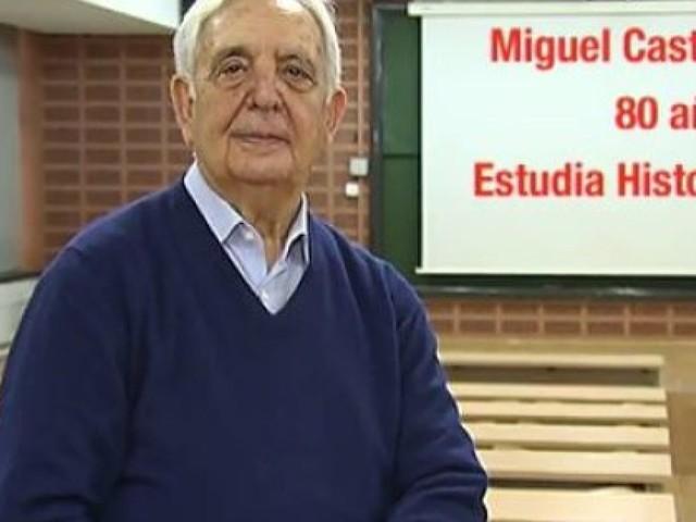 """Parla Miguel Castillo, l'81enne che farà l'Erasmus a Verona: """"Mi sento un ragazzino, le mie figlie dicono che sono matto"""""""