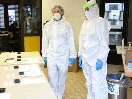 Covid in Trentino: oggi una vittima, aumentano ancora i positivi ricoverati in ospedale