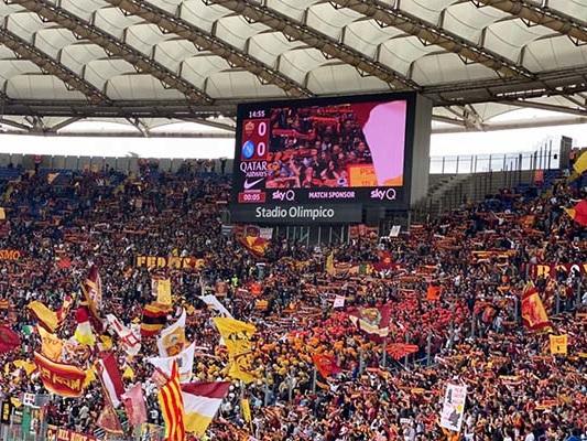 Roma-Milan: Stadio Olimpico sold out