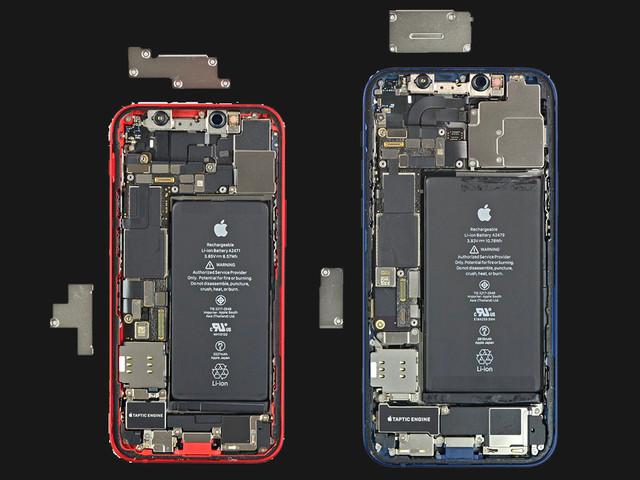 Batterie più grandi su iPhone, iPad e Mac grazie a chip più sottili
