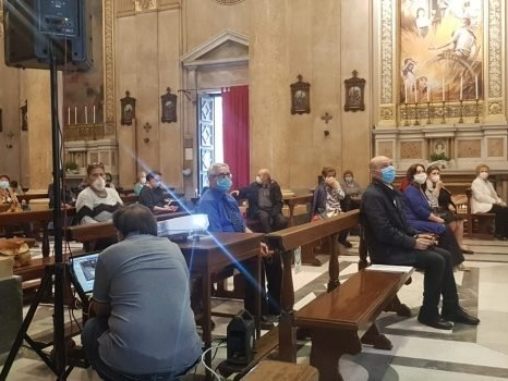 Santuari dei 5 continenti uniti in preghiera: a Messina il momento nella basilica di Sant'Antonio
